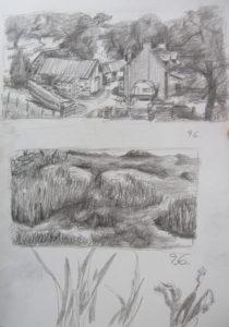 Zeichnungen Lismore
