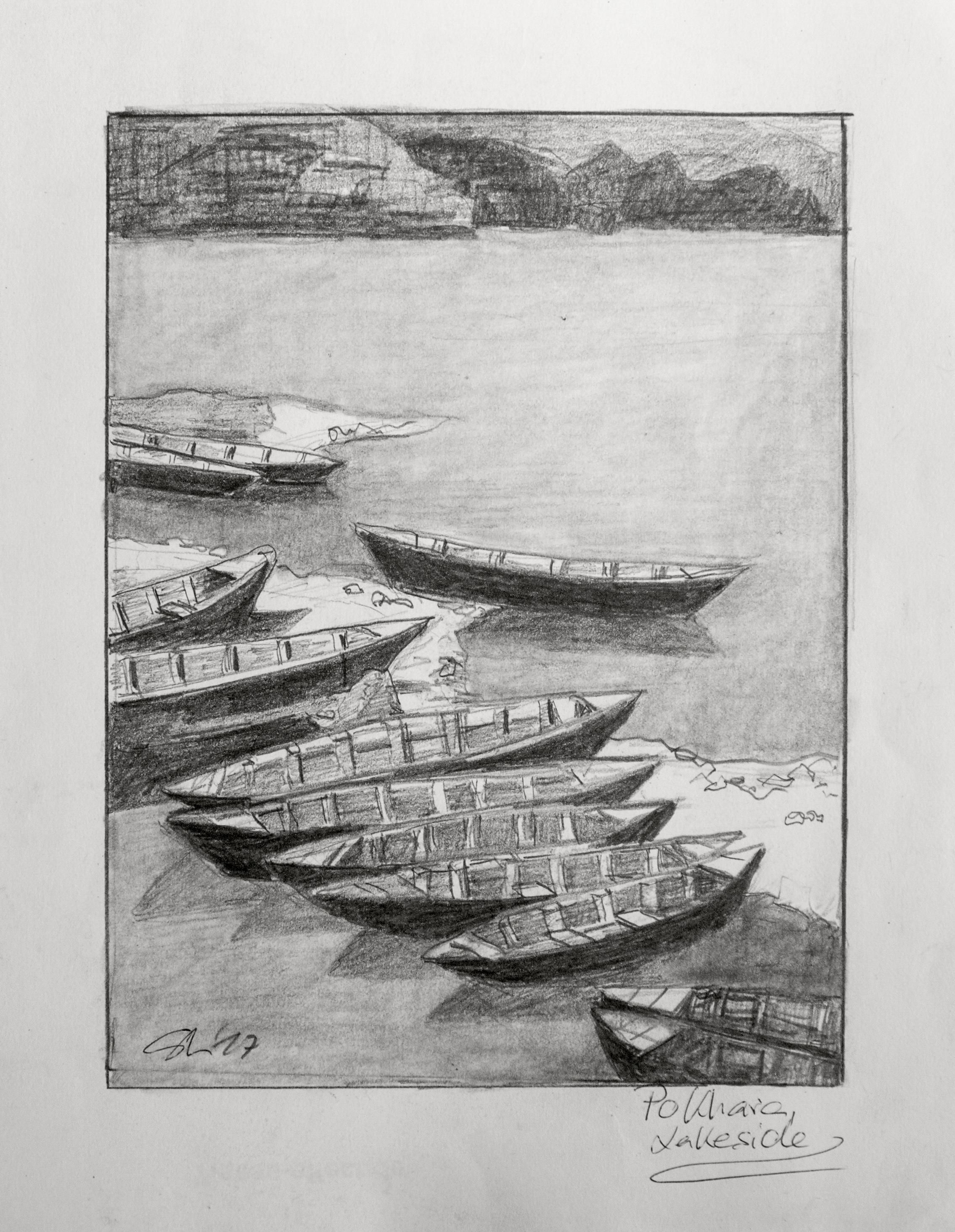 Boote Pokhara
